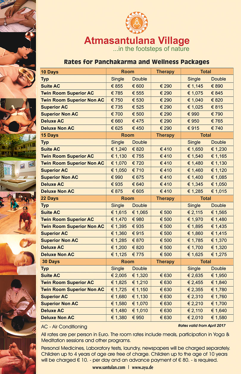 asv price list